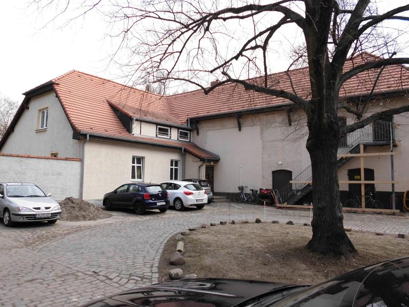 Umbau Kindertagesstätte