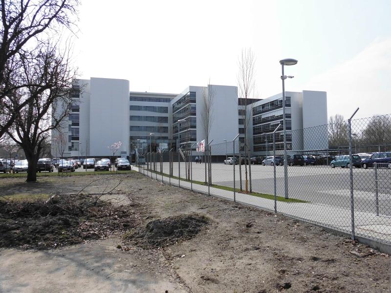 Neubau Büro- und Laborgebäude
