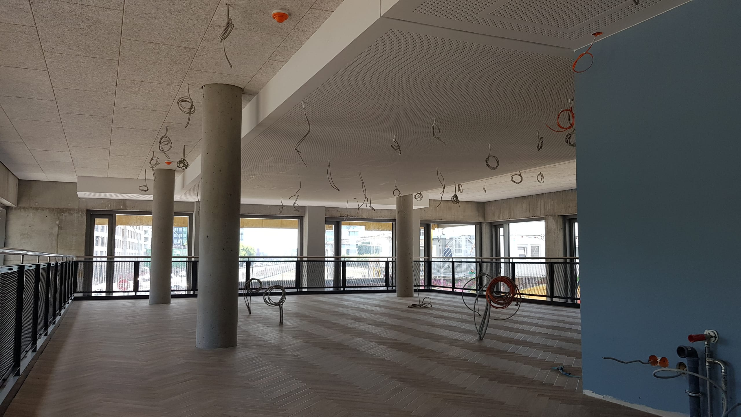 Stralauer-Platz Akustikdecke