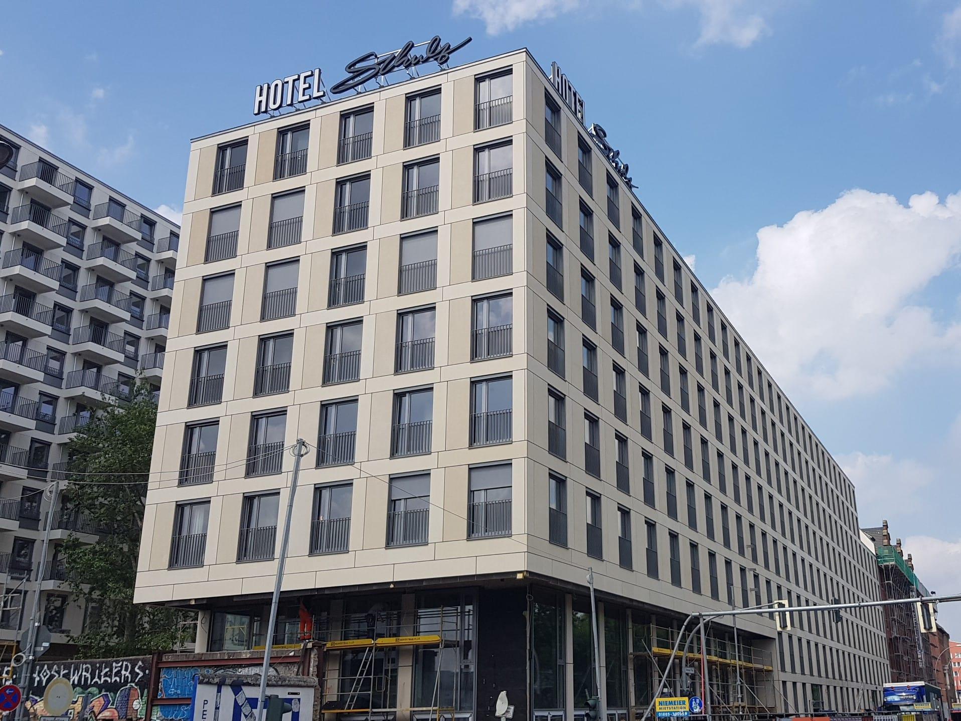Stralauer-Platz Hotel